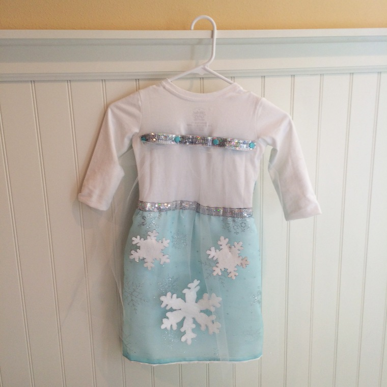 Snow Queen Inspired Dress with KAM Snaps pic 25