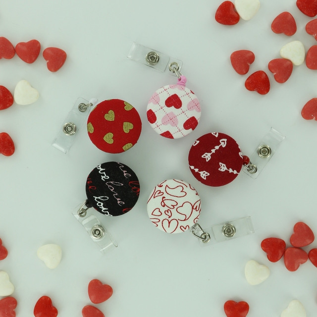 Valentine Badge Reel pic 6